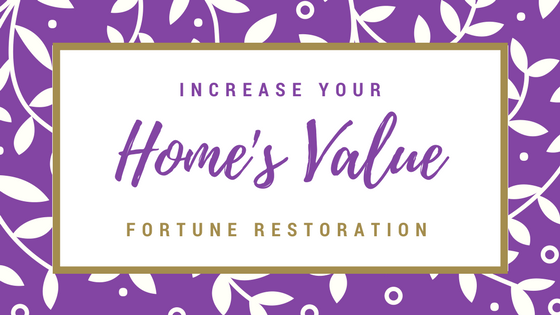 ways to increase the value of your home