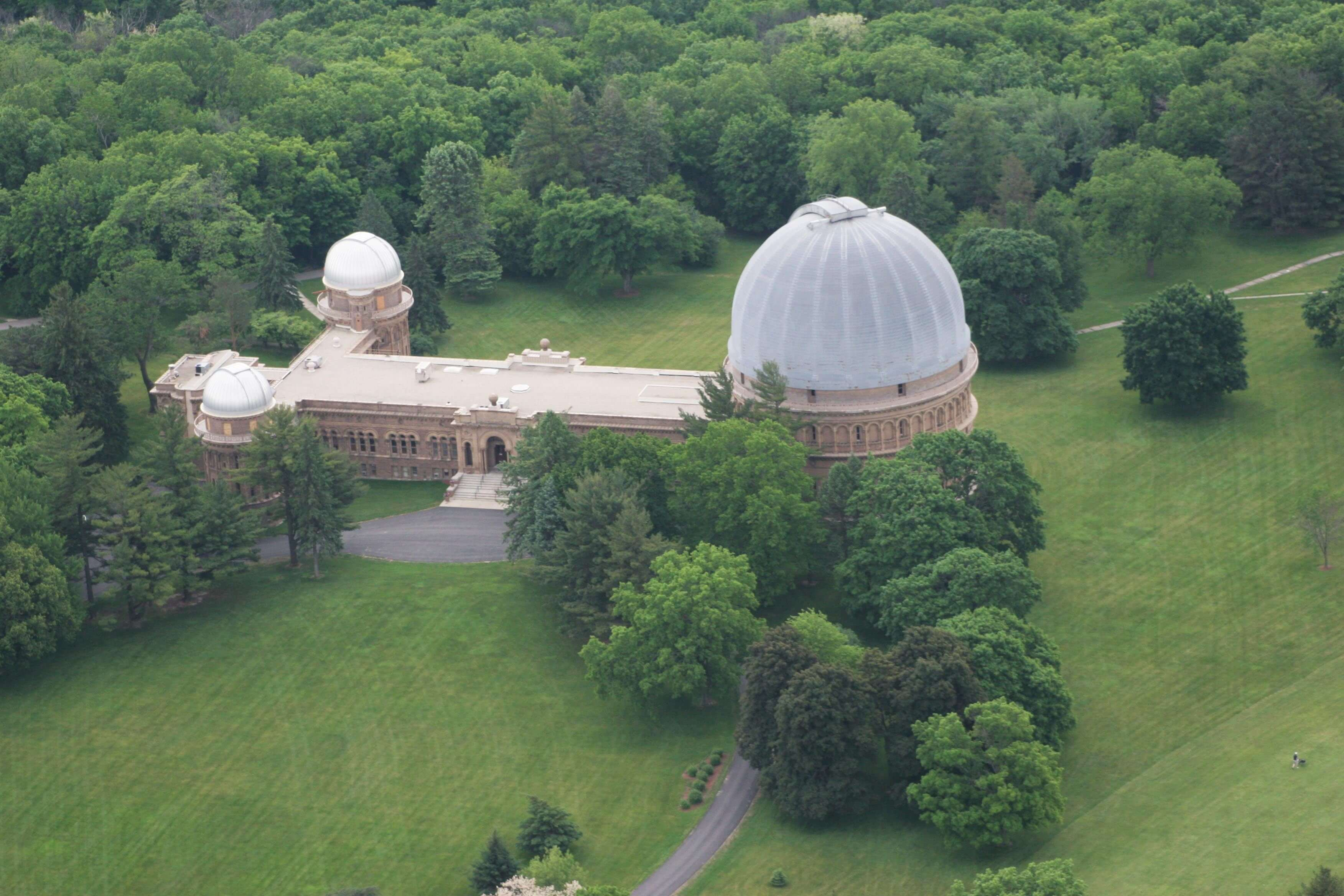 Restoration Yerkes Observatory, Williams Bay WI