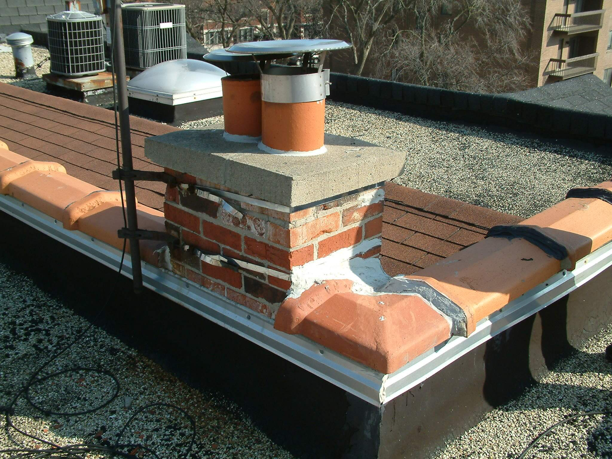 Wilmette Chimney Cap Repair & Replacement