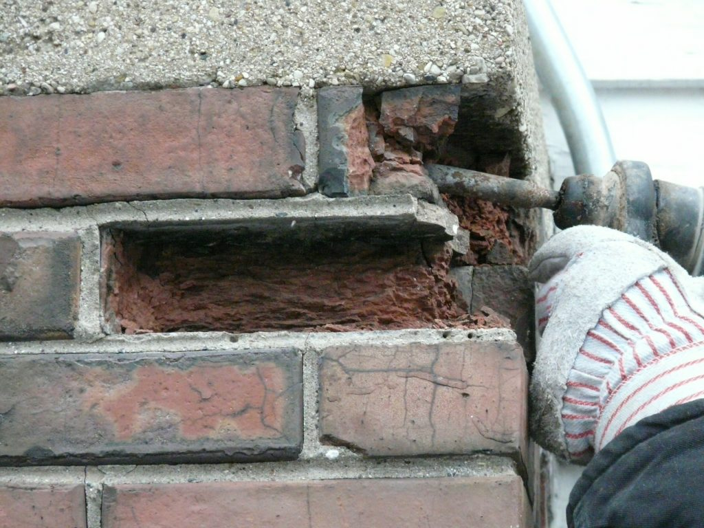 Brick Replacement Evanston