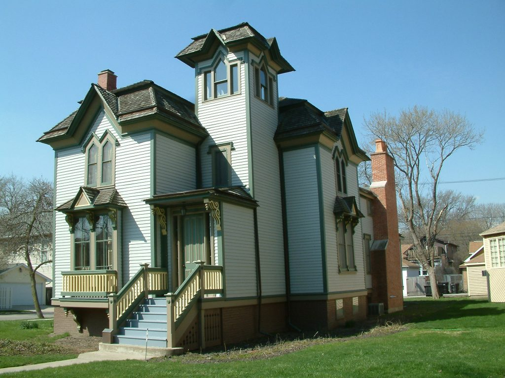 Hinsdale Painted Lady