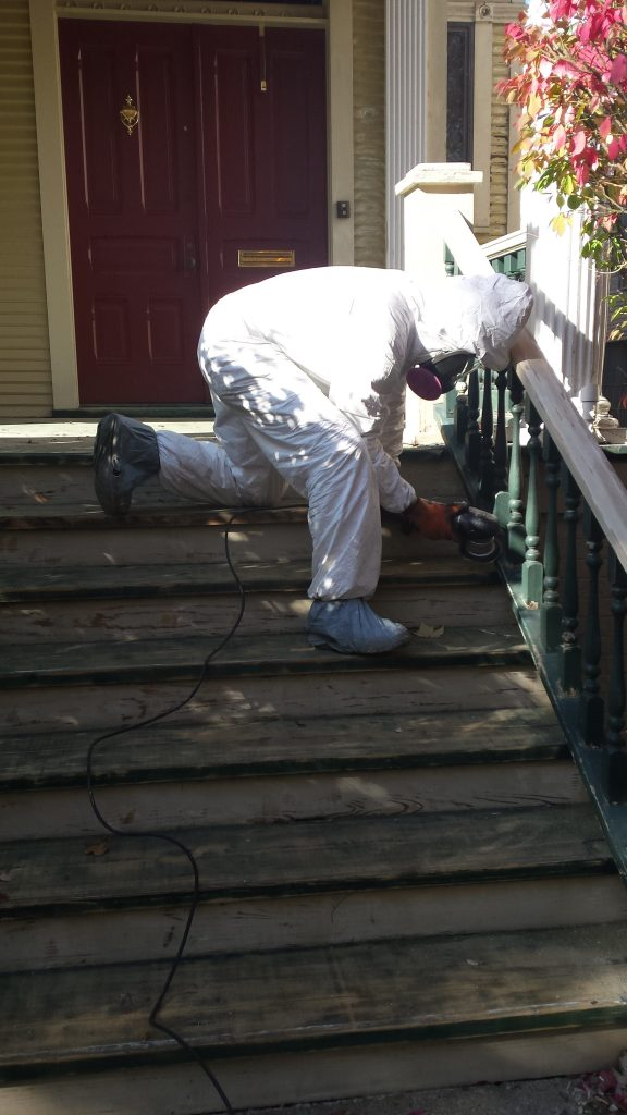 Oak Park Chicago Paint Job Preparation