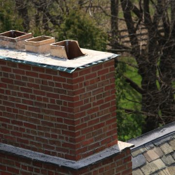 Chimney Cap Repair Wilmette