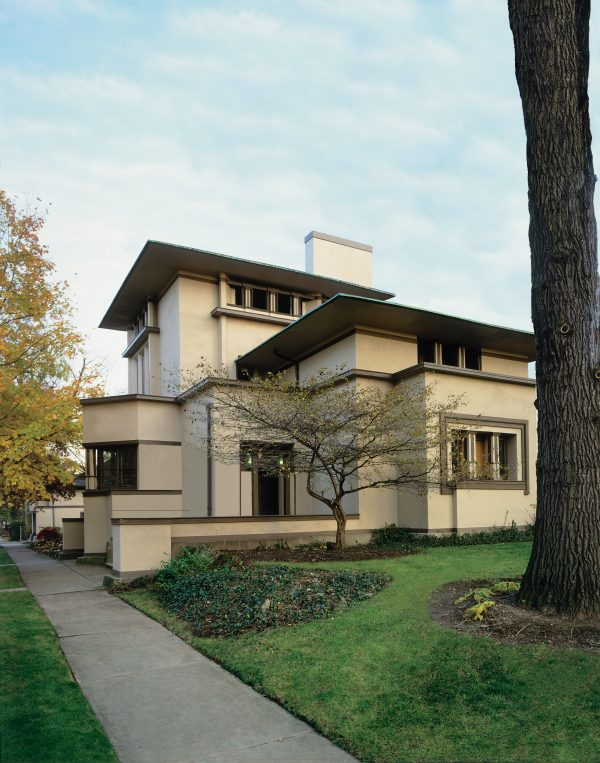 Frank Llyod Wright Home in Oak Park, IL