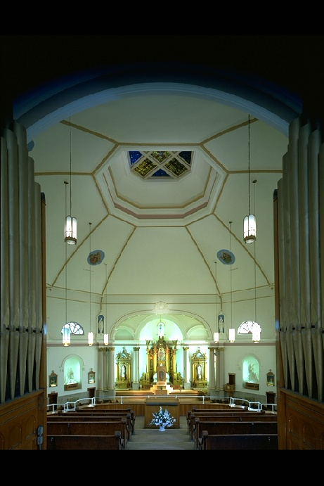 Exterior Painting Services Our Lady of Tepeyac, Chicago