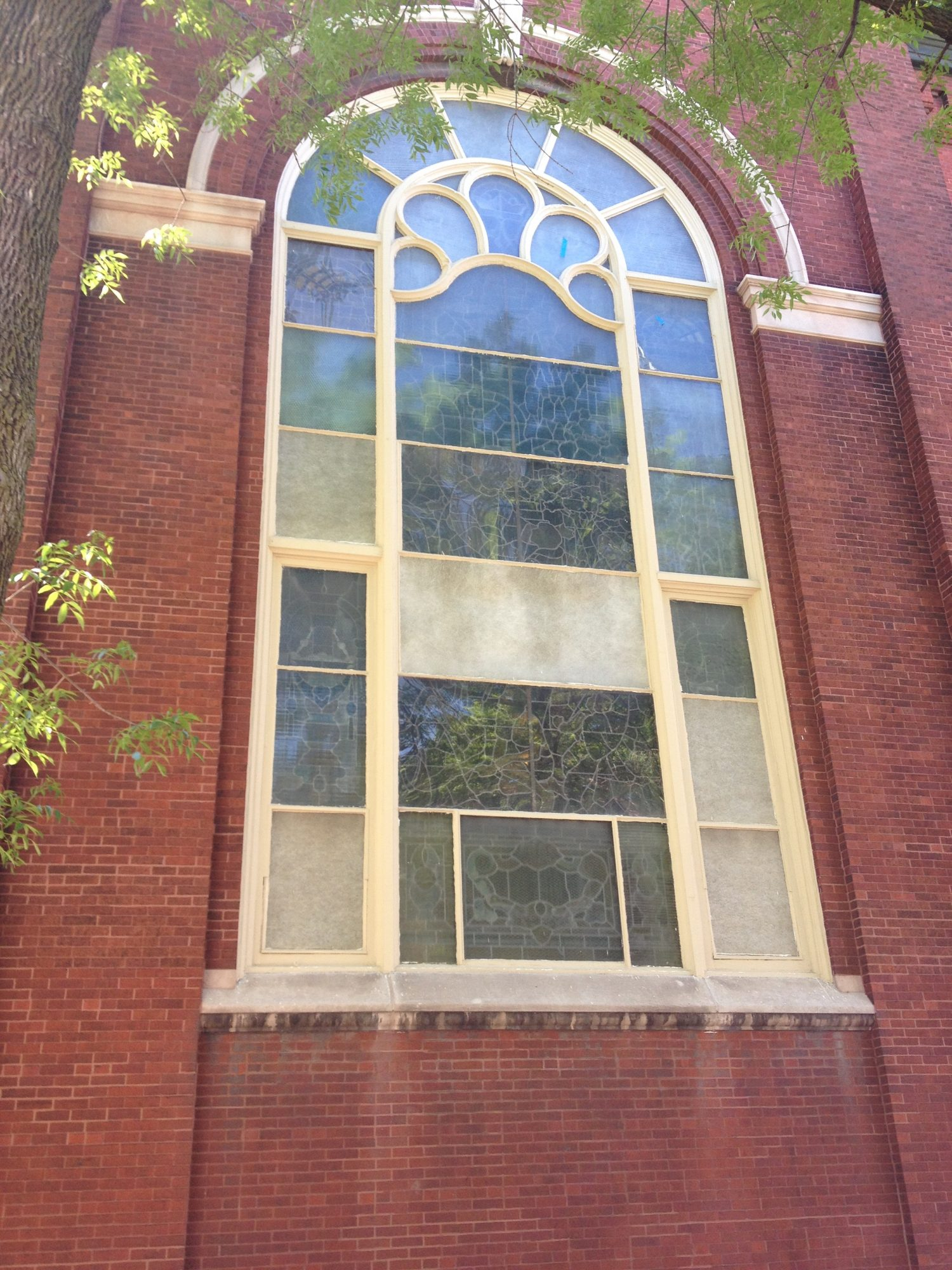 Windows Replacement Our Lady of Tepeyac, Chicago