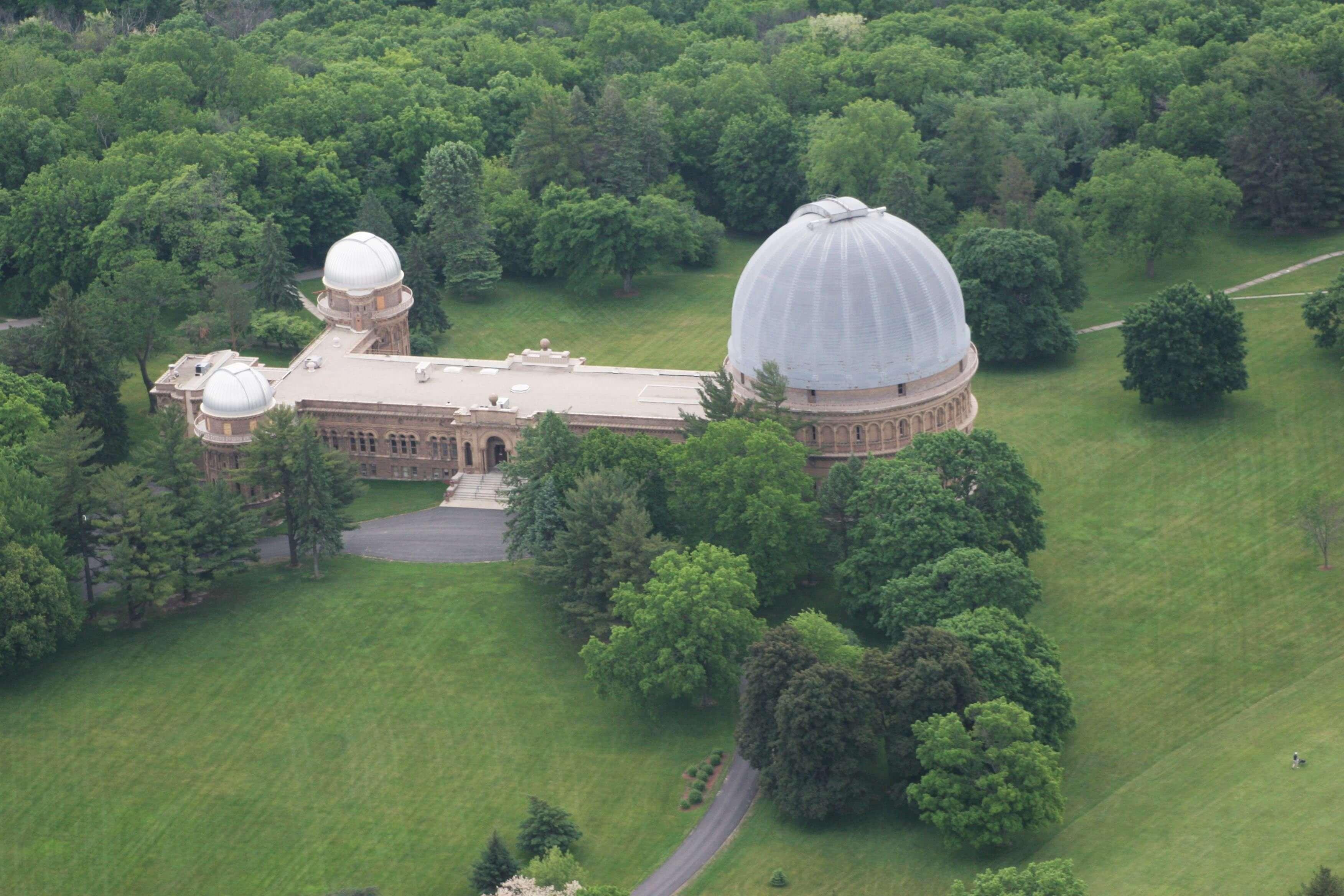 Restoration Yerkes Observatory, Williams Bay WI