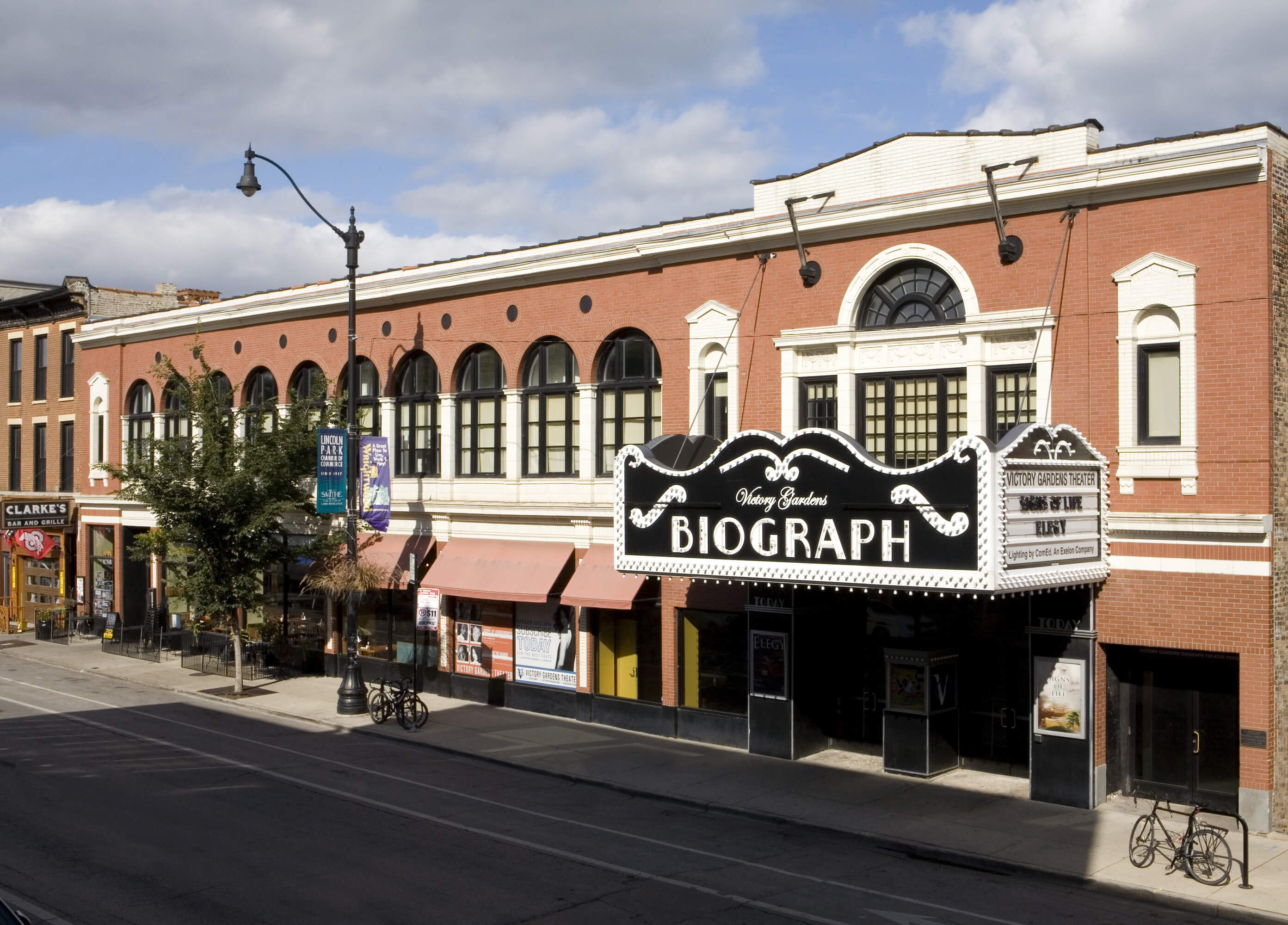 Biograph Theater Lincoln Park Chicago