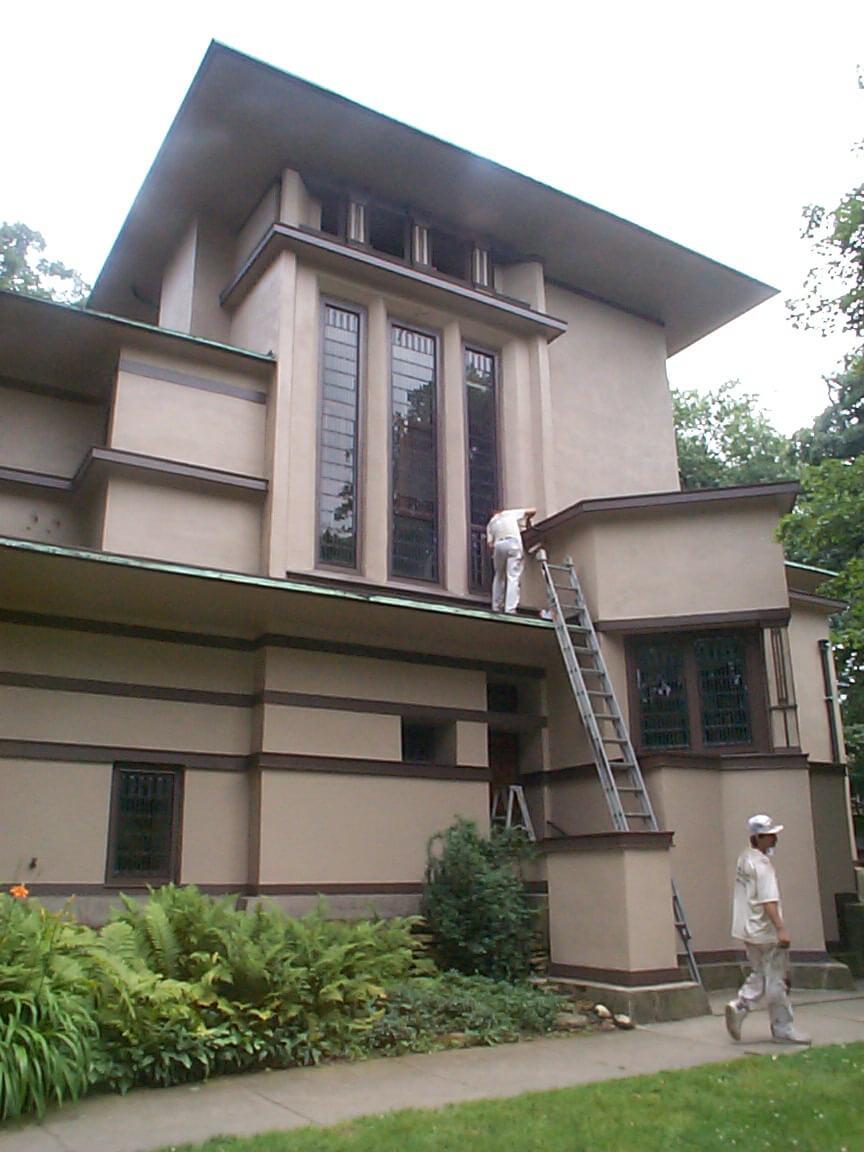Fortune Restoratio Exterior Paint Contractor