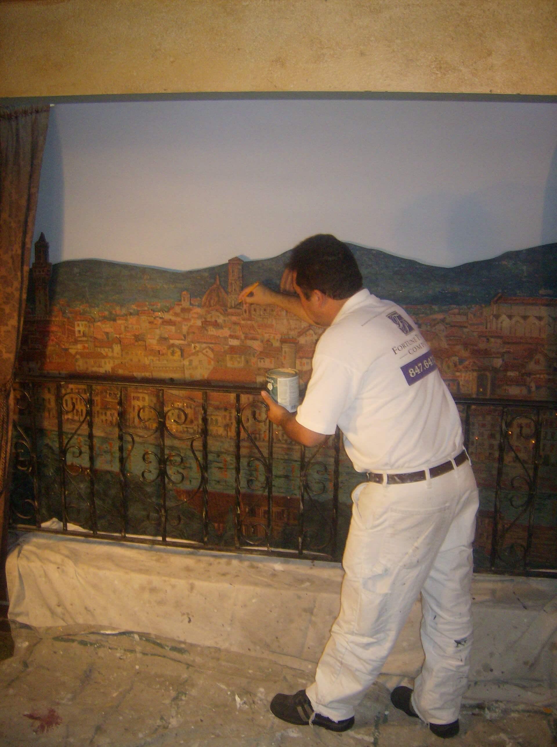 Interior Painting Italian Village Chicago Loop