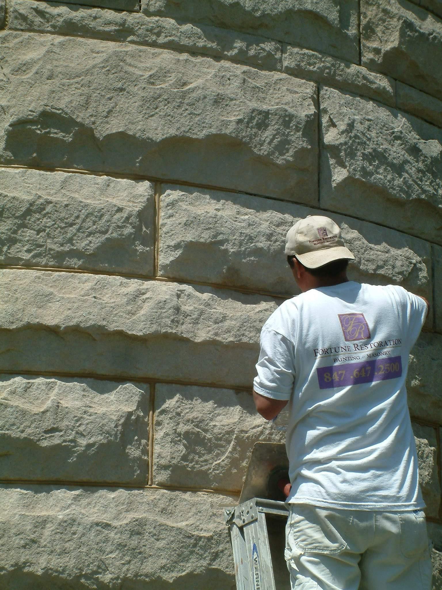 Plaster Repair Contractor Evanston