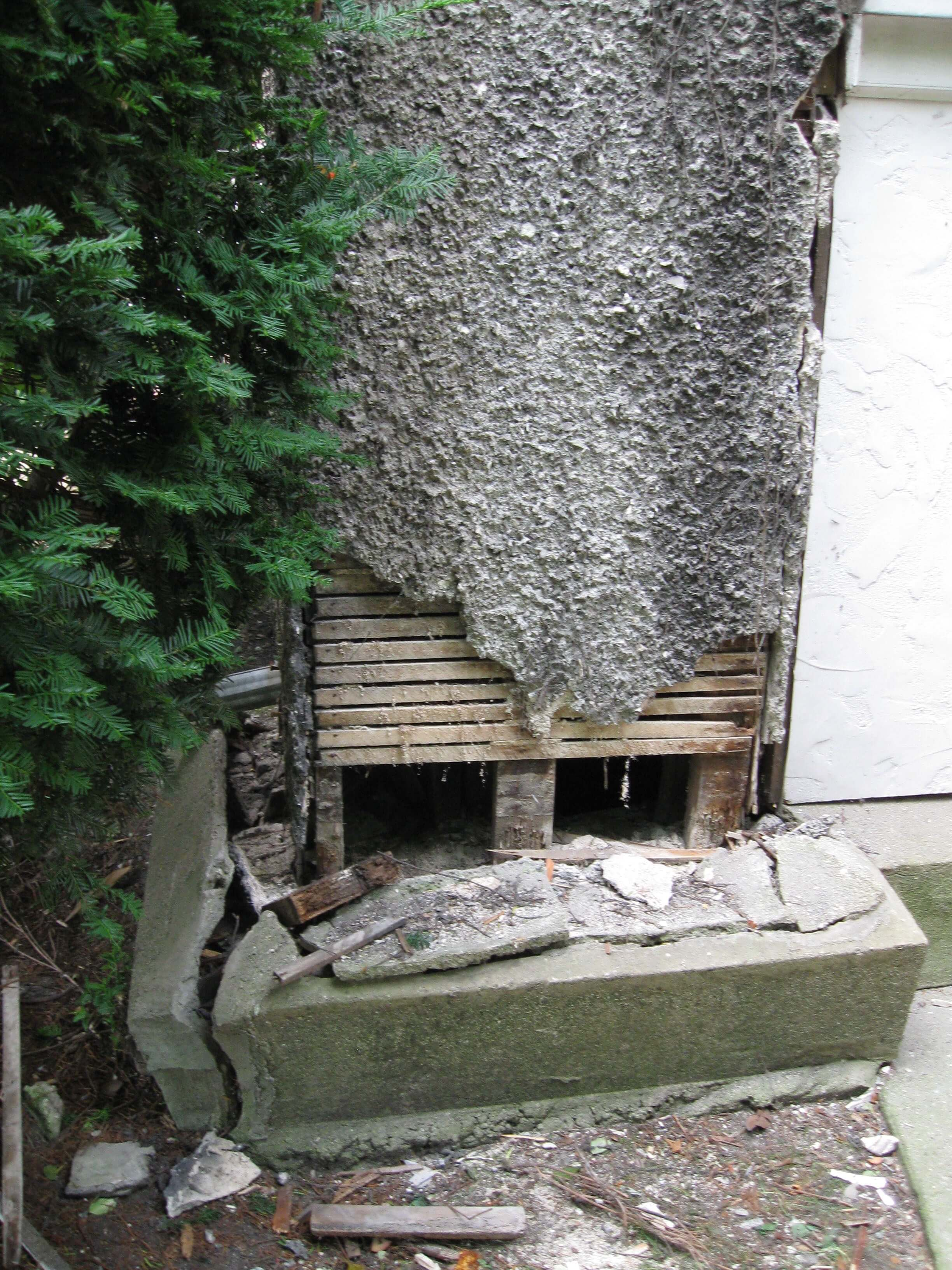 Replacing Rotted Wood