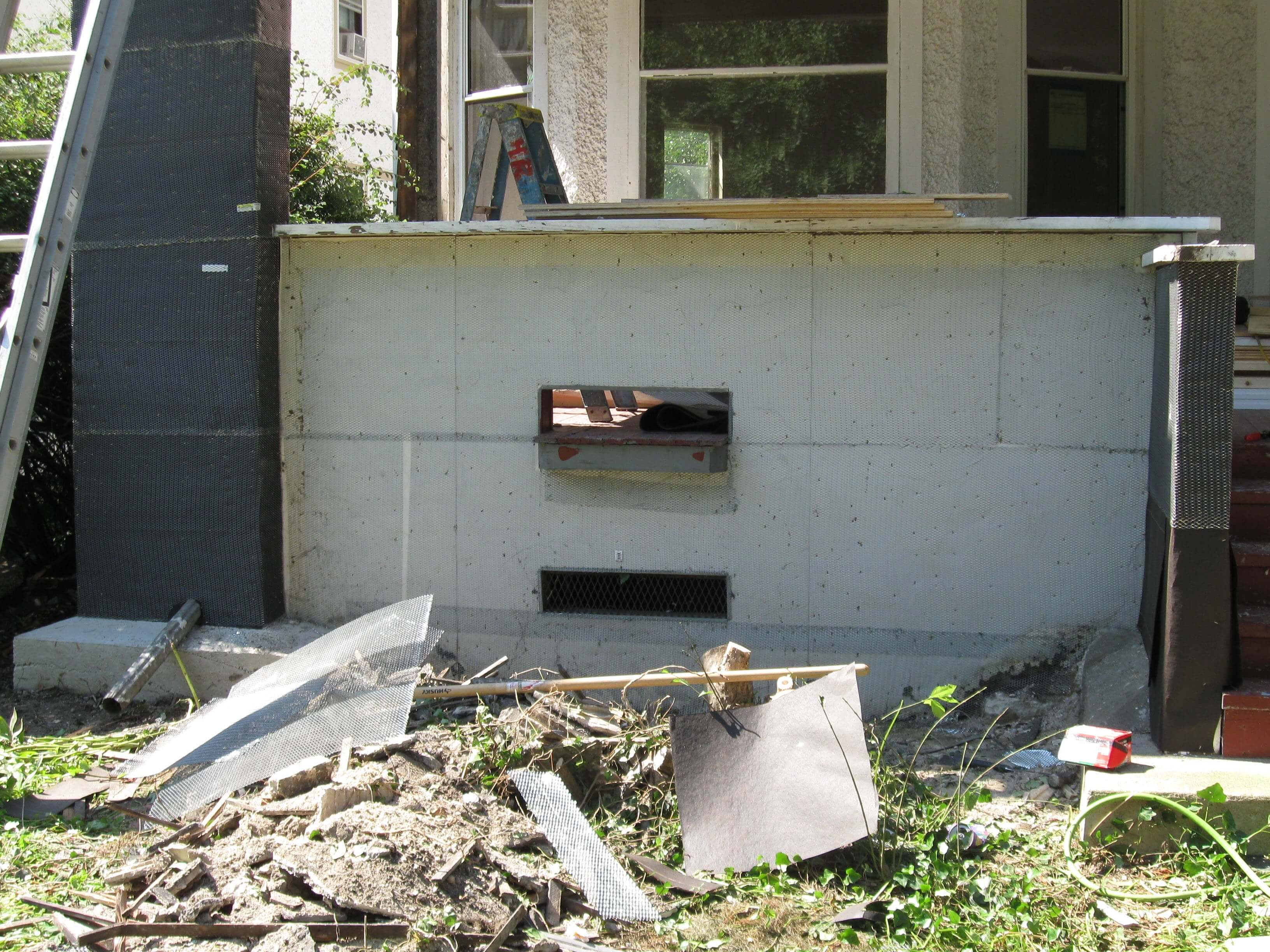 Deck Replacing