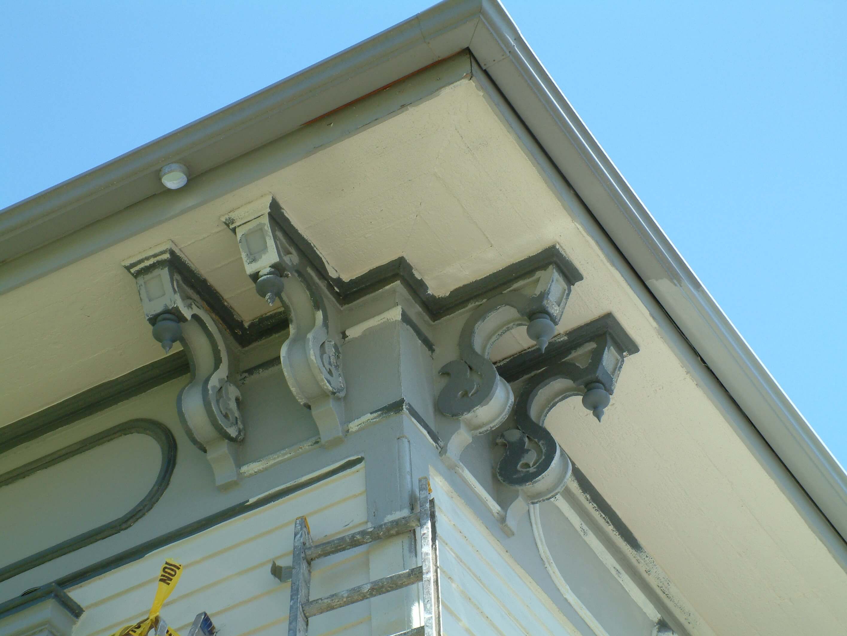 Painting Service Noble Seymour Crippen House Norwood Park