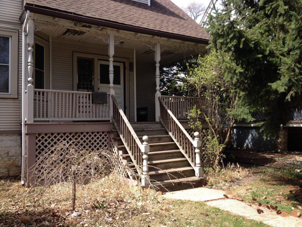 Porch & Deck Restoration Evanston
