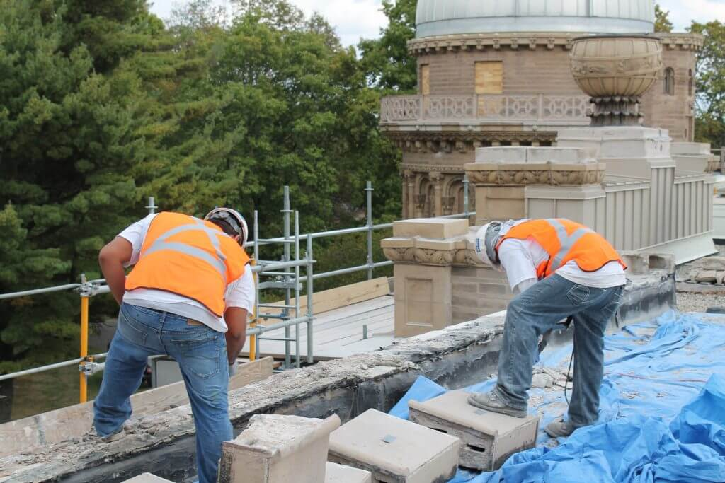 Evanston Coping Repair and Installation