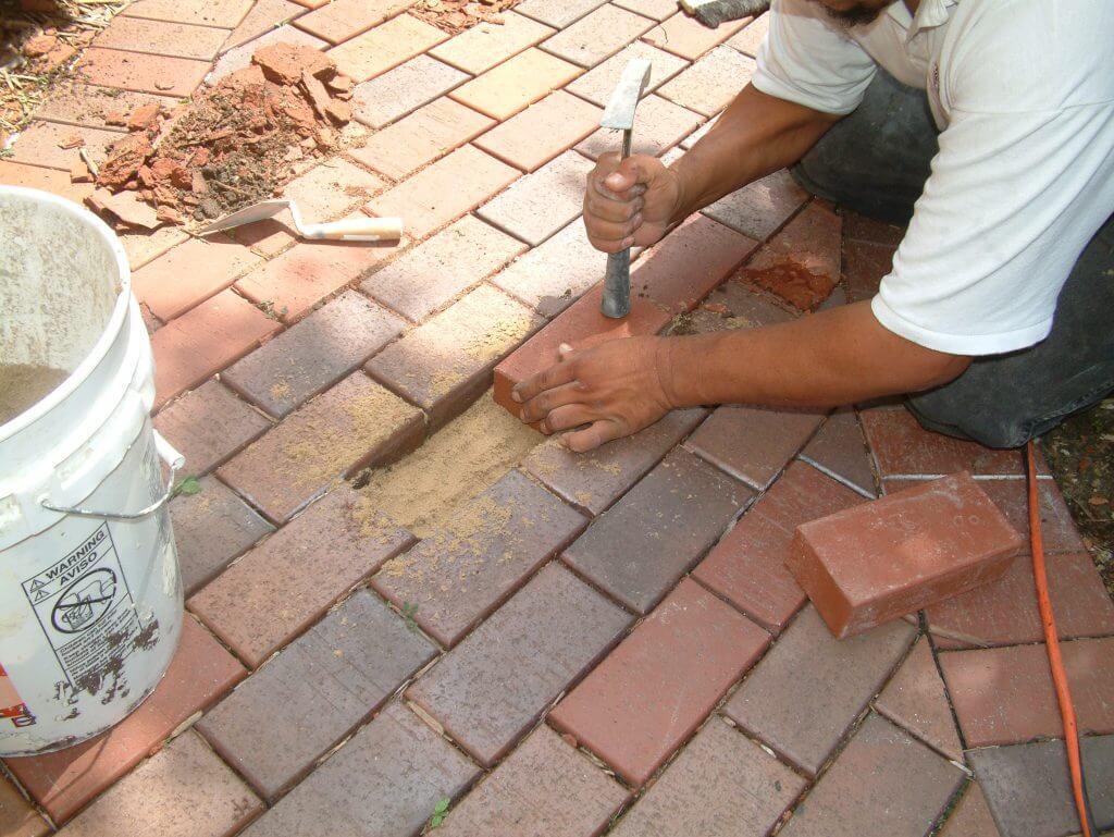 Pavers Installation Oak Park