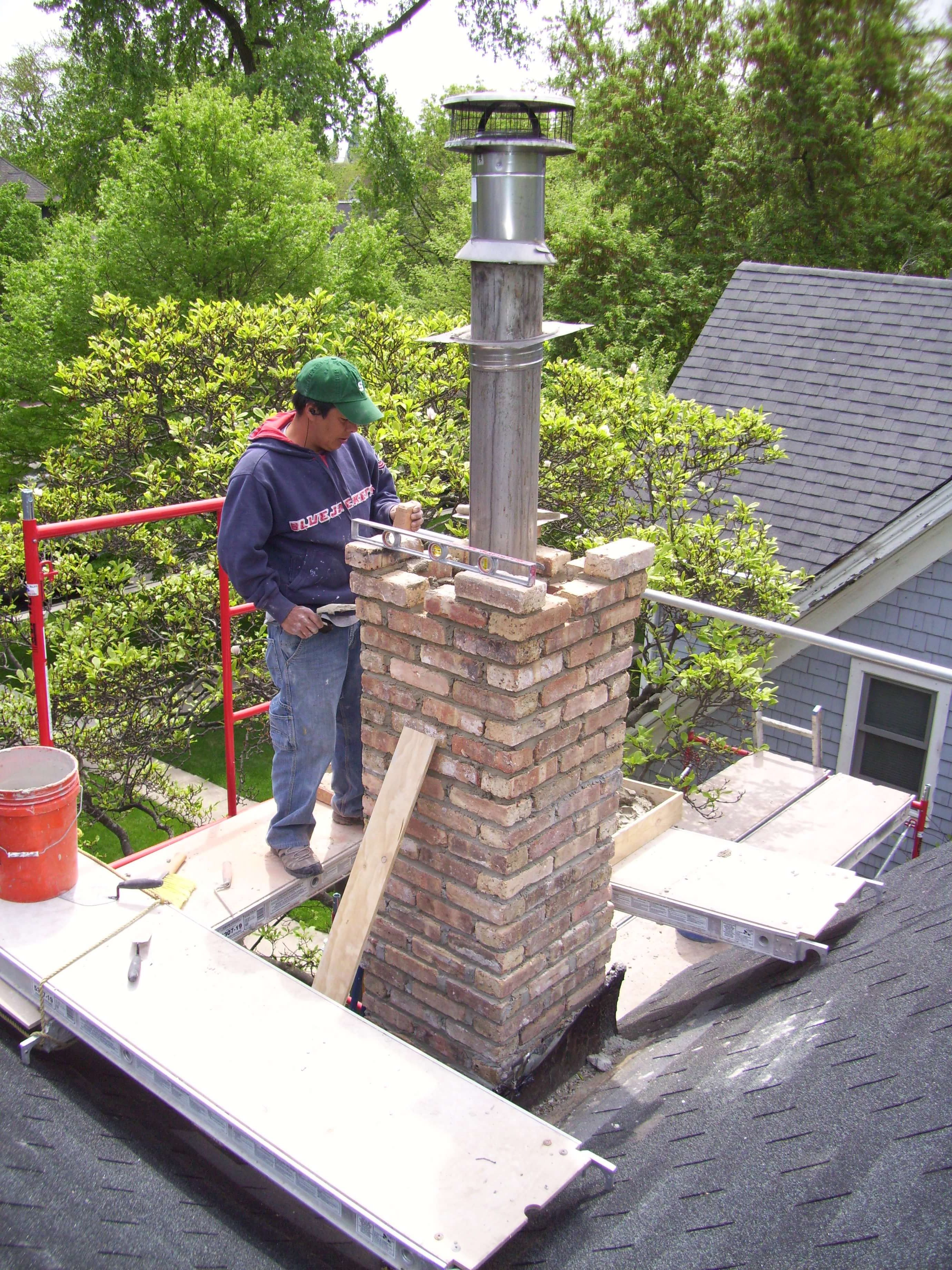 Chimney Repair & Restoration Bucktown