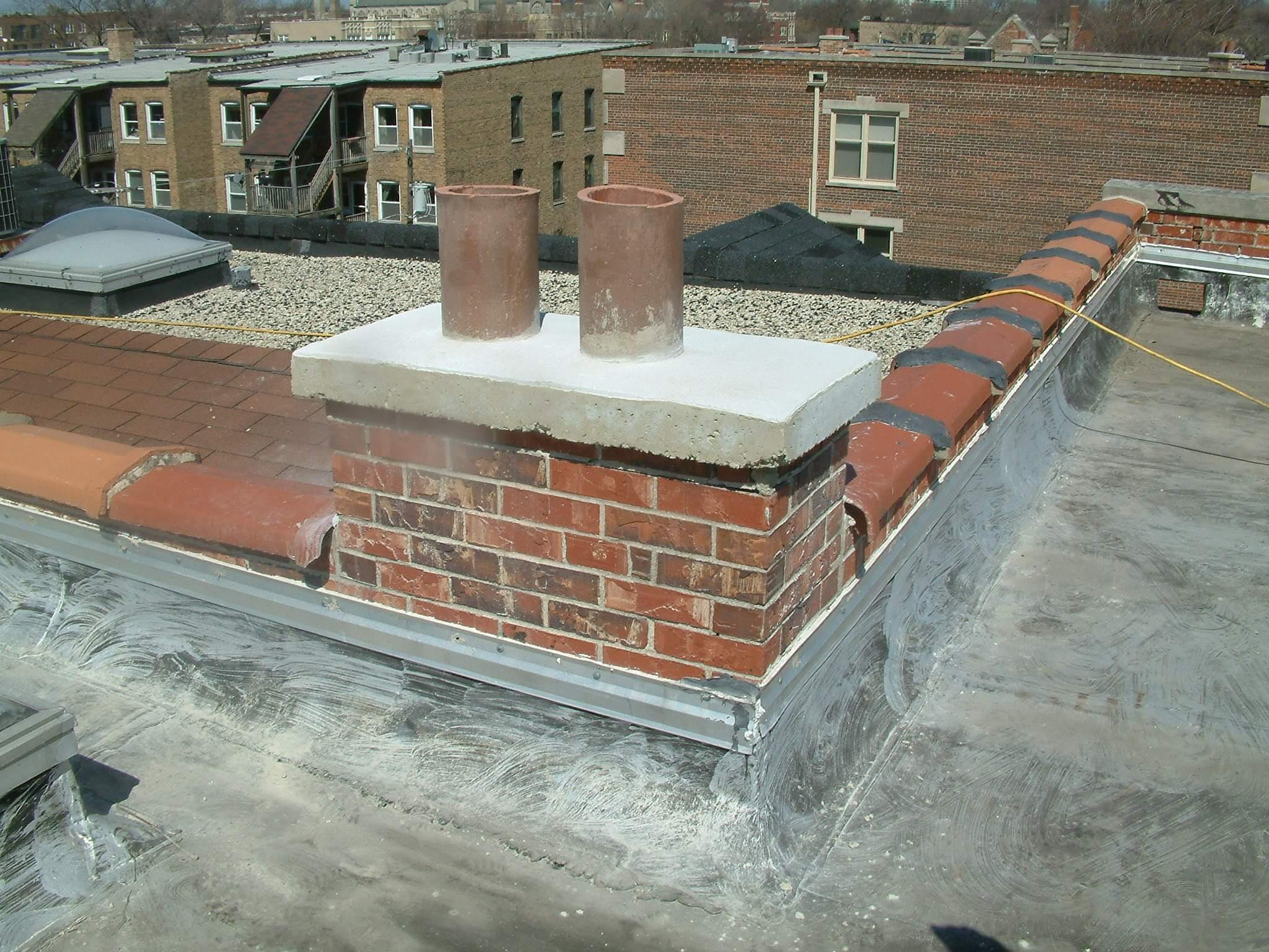 Chimney Cap Repair & Replacement Hinsdale