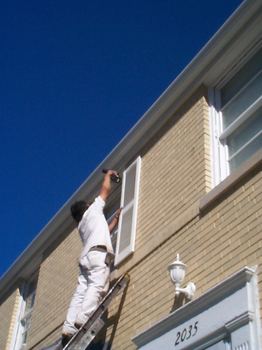 Shutter Replacement & Repair Hinsdale
