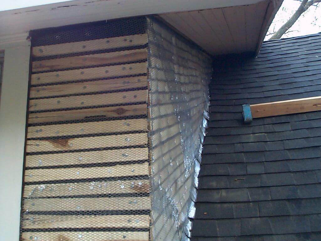 Stucco Repair Old Irving Park