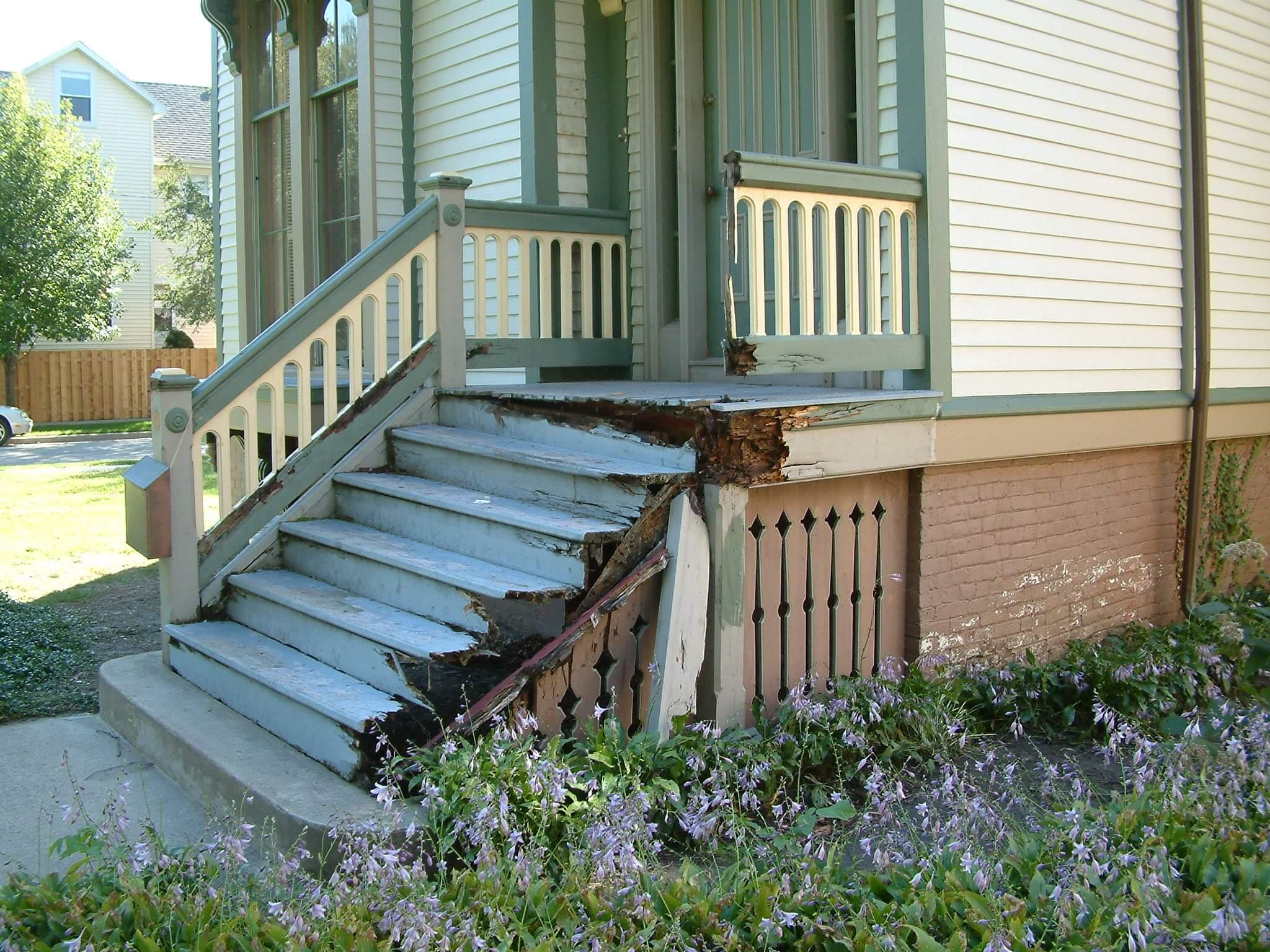 Porch & Deck Restoration Oak Park