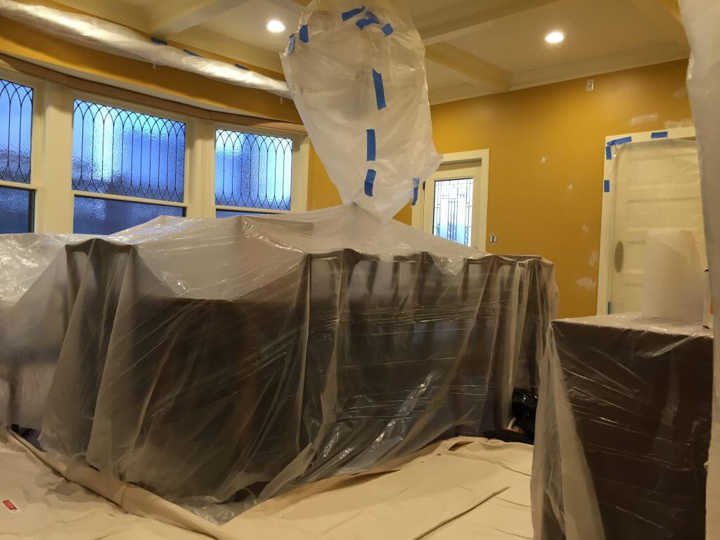 Interior Painting Services Evanston
