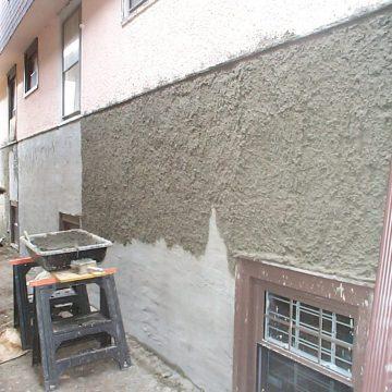 Winnetka Stucco Repair