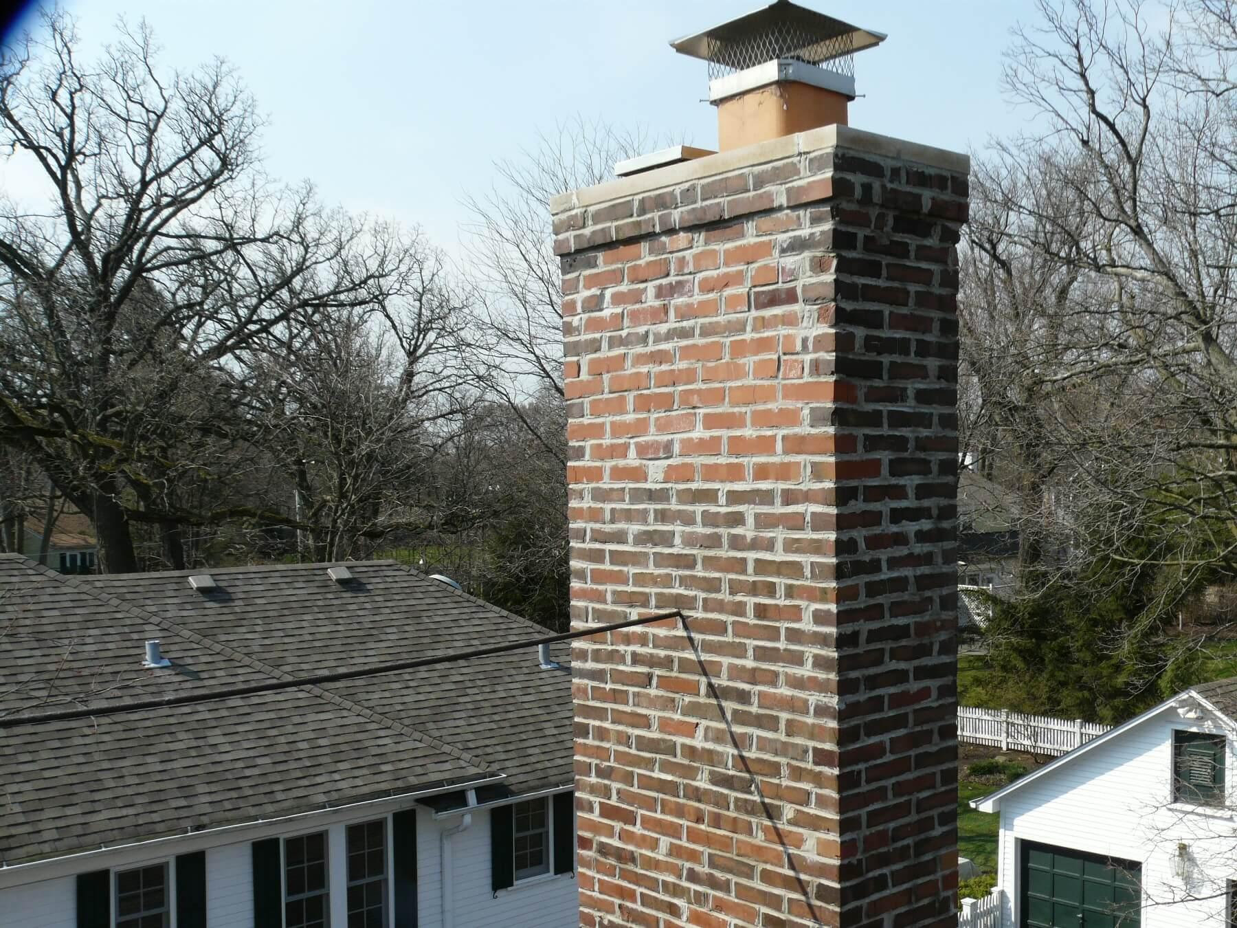 Chimney Repair & Restoration Old Irving Park