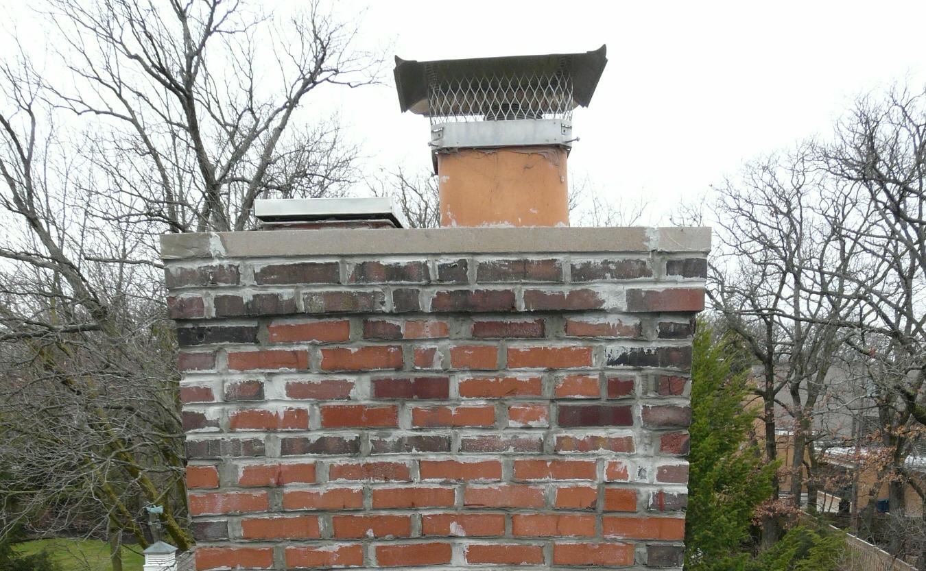 Wrigleville Chimney Cap Repair & Replacement