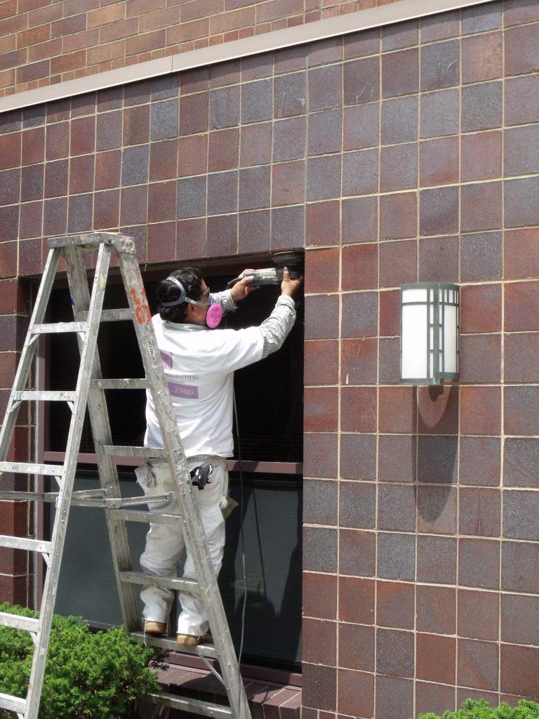 Wrigleville Paint Job Preparation