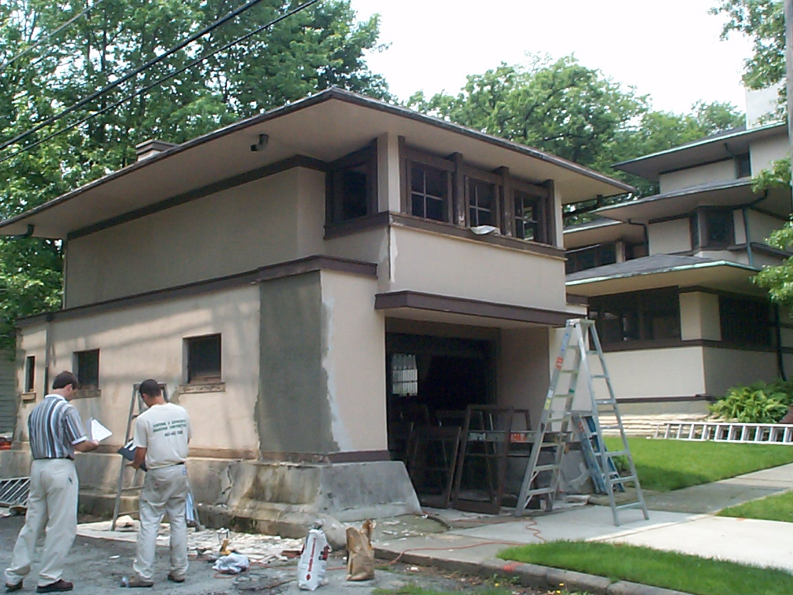 Stucco Patching Wrigleville Chicago