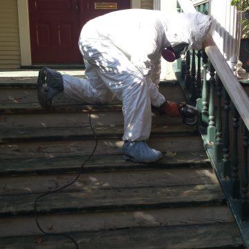 Oak Park Chicago Paint Job Preparation