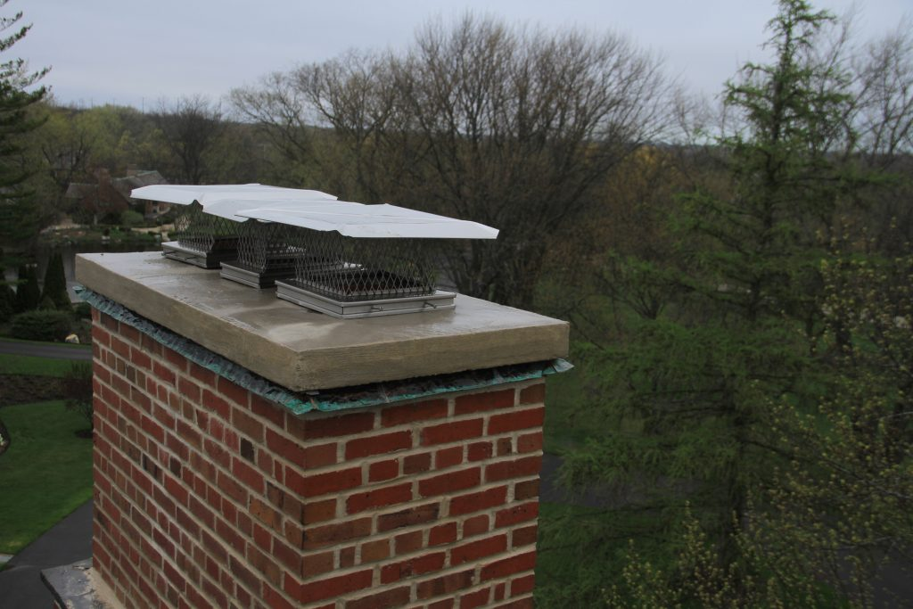 Chimney Cap Repair Oak Park