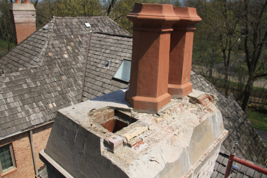 Chimney Cap Replacement Chicago