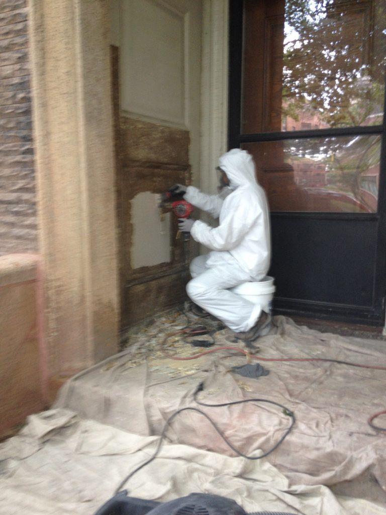 Paint Job Prep Work Rogers Park