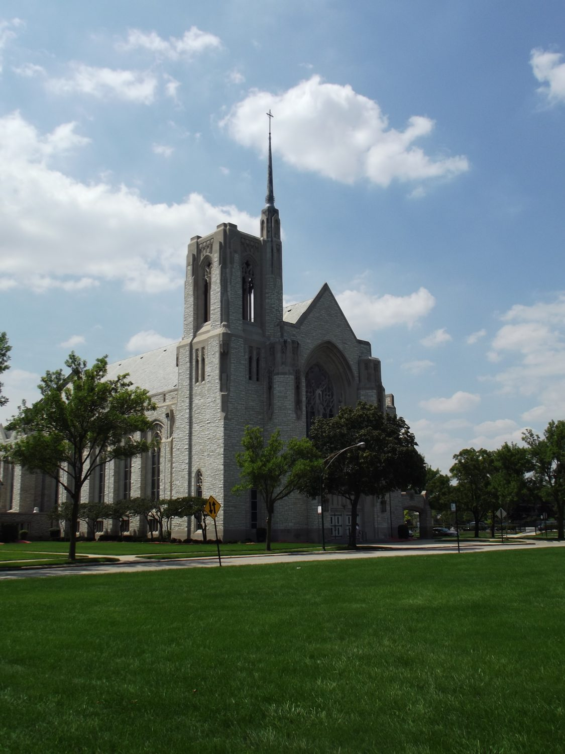 Interior Painting – Queen of All Saints Basilica, North Chicago