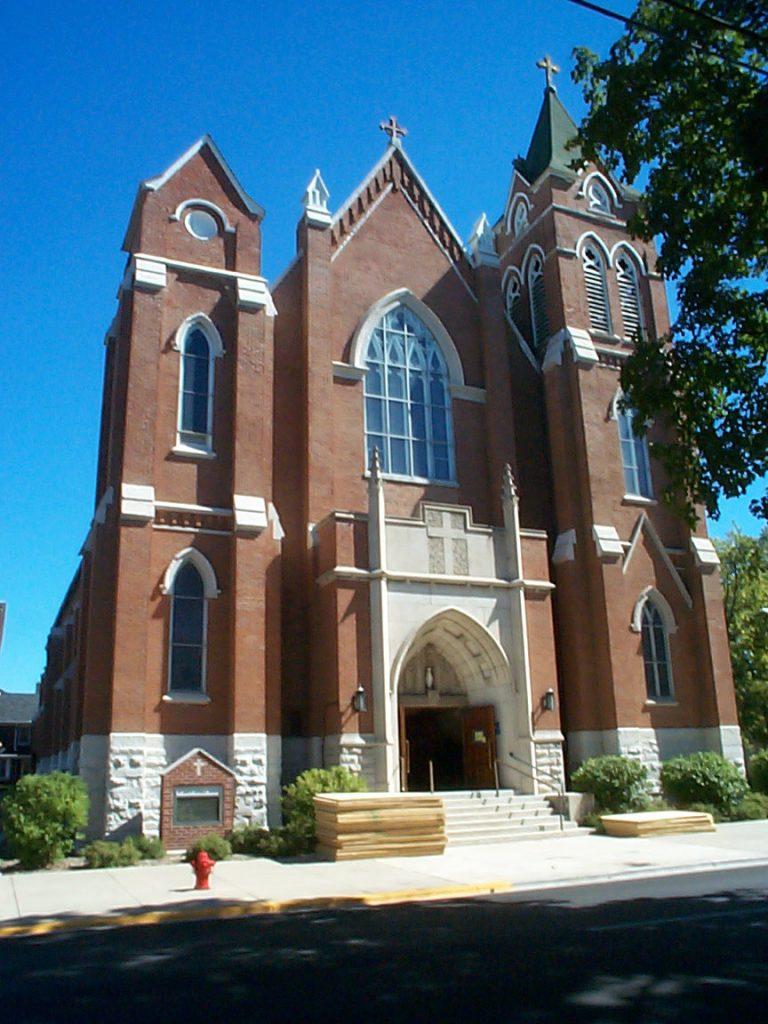 St. Mary, Aurora