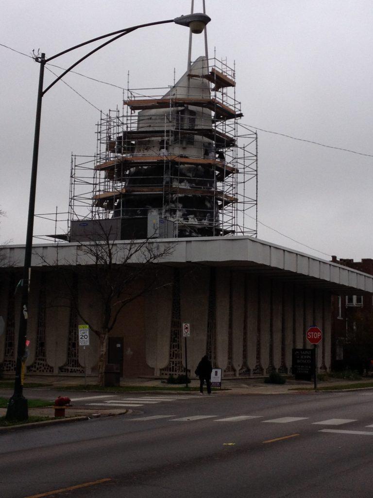 St. John Bosco - Chicago Painters