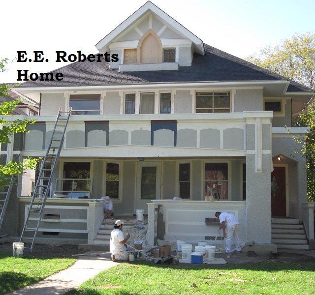 E.E. Roberts Home